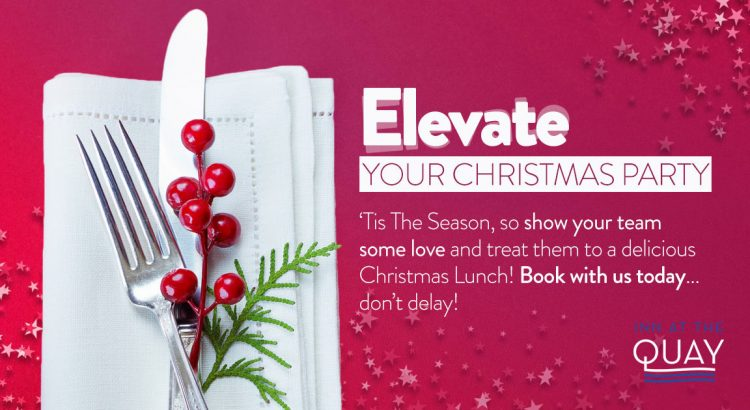Elevate your Christmas